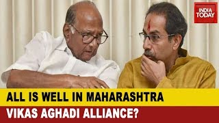 Uddhav Thackeray Chairs Crucial Meet With Alliance Partners