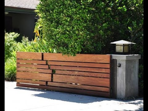 Wood Fence Designs | Wood Fence and Gate Designs