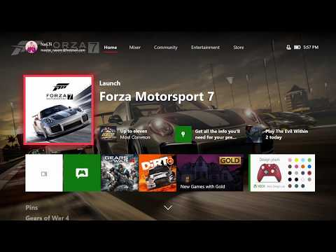 Xbox One X - How To Download 4K Games On Xbox One