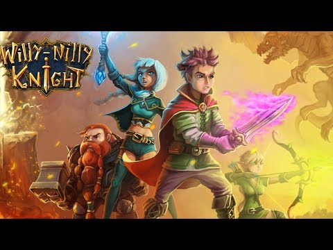 Willy Nilly Knight ep 1 - A heroes Journey