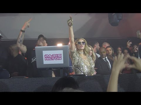 Paris Hilton and Chris Zylka at the VIP Room in Cannes
