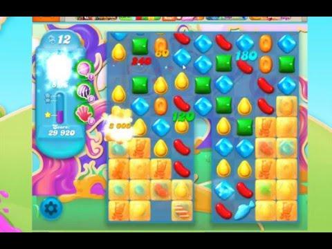 Candy Crush Saga Soda Level  76 & 77 Walkthrough No Booster
