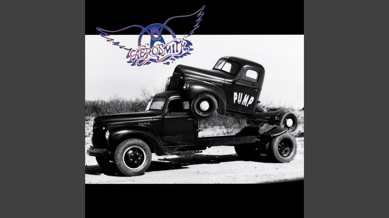 Aerosmith - Monkey on My Back