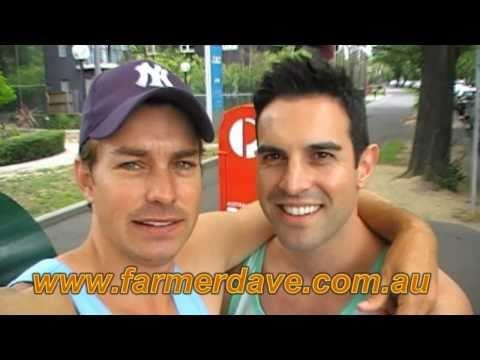 Melbourne Wedding Trip - Farmer Dave