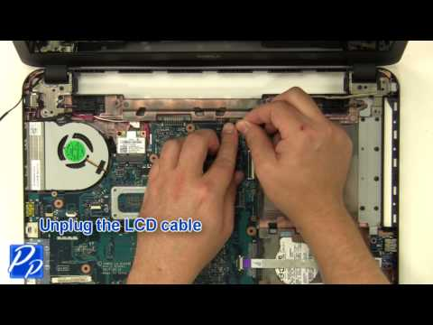 Dell Inspiron 15 (3521 / 5521) LCD Screen Replacement Video Tutorial