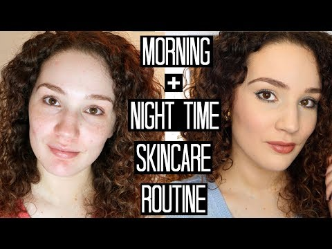 Skincare Routine for Combination or Normal Skin - Drugstore & High-End
