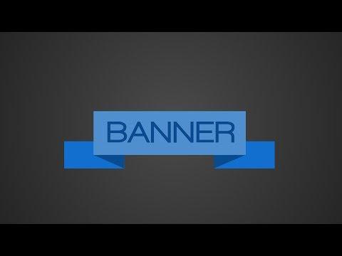 Gimp Tutorial: Banners