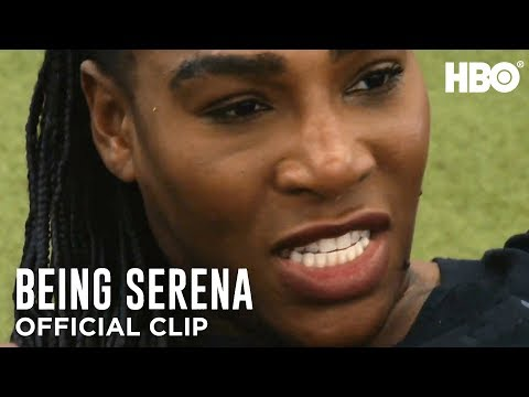 'The Beast Inside' Ep. 5 Official Clip | Being Serena | HBO