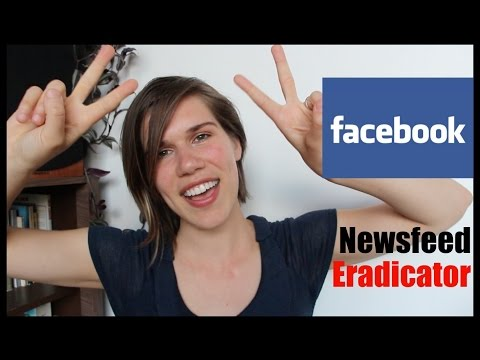 Facebook Newsfeed Eradicator?! – The #1 tool for Productivity