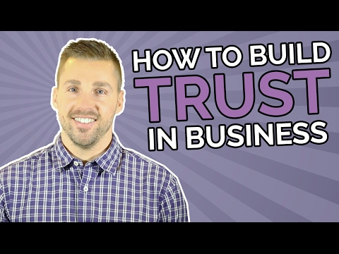 How To Build Trust In Business (Authenticity, Association & Preeminence)