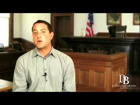 David Black discusses the most common types of DUI in Arizona