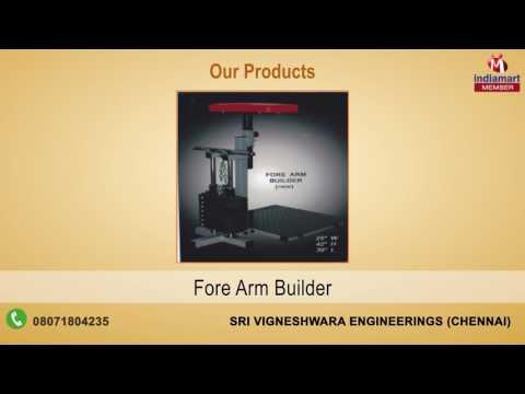 Gym Equipment By Sri Vigneshwara Engineerings, Chennai