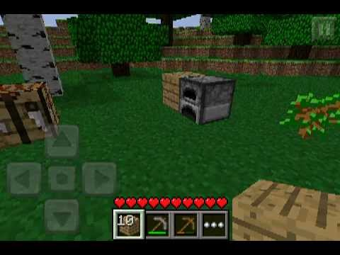 Minecraft PE 0.3.2 UPDATE IS OUT!!!!