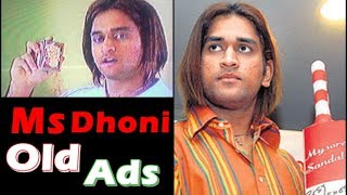 Ms Dhoni Funny Commercial ads Video