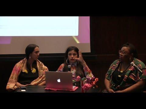 Oxy Arts Speaker Series - Black Salt Collective (2017)
