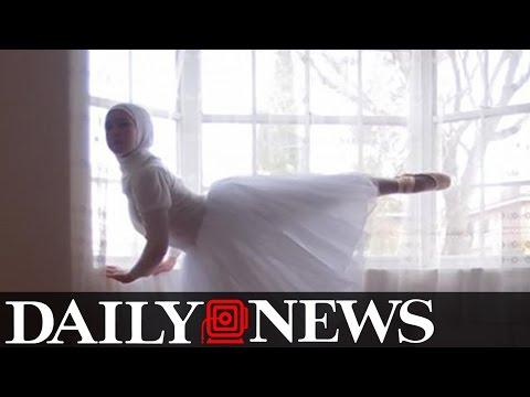 Xxx Mp4 Muslim Teen Wants To Be First Professional Ballerina In A Hijab 3gp Sex