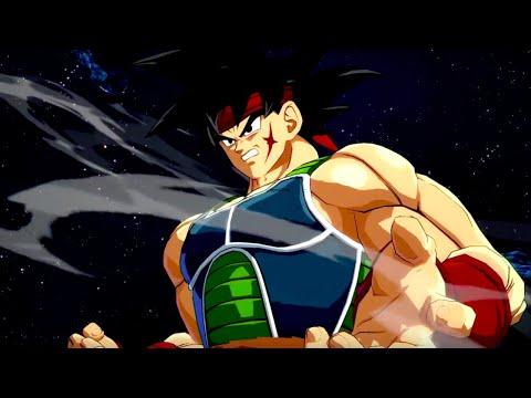 Dragon Ball FighterZ - Bardock Trailer