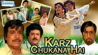 Karz Chukana Hai - Full Movie In 15 Mins - Govinda - Juhi Chawla - Raj Kiran