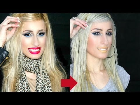 HOW I Went From VERY GOLDEN to ASH BLONDE HAIR | DYNA ❤