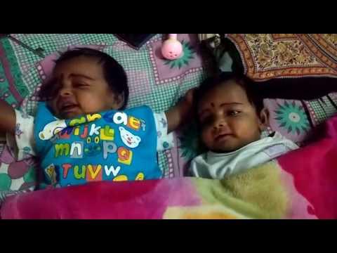 Rare phenomenon!! Identical Twins BUT male and female child