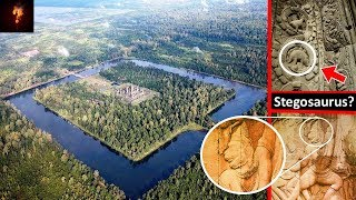 The Lost City Of Angkor ~ Ancient Advanced Relic