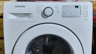 Download Samsung Çamaşır Makinesi, Kalibrasyon, WW90J3283KW AH, A , 9 Kg, 1200 Devir Video