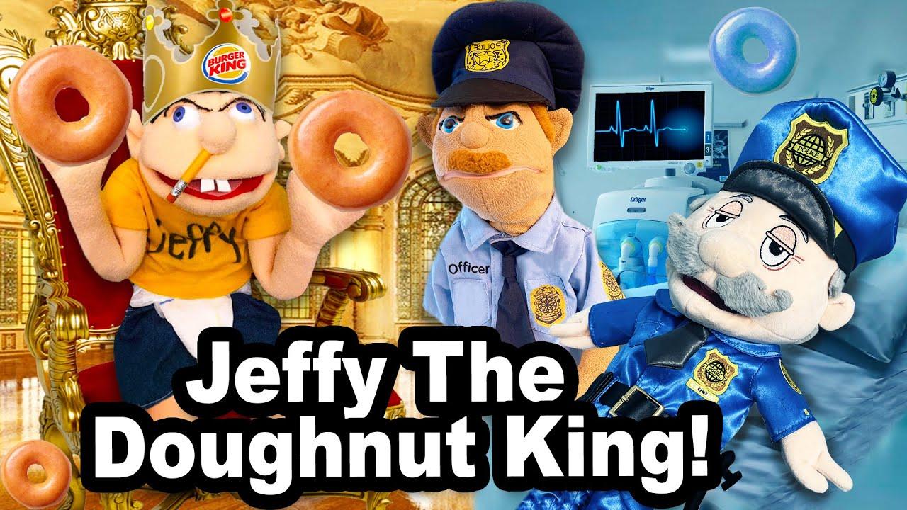 SML Movie: Jeffy The Doughnut King!
