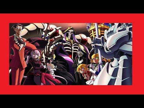 Overlord II Opening - OxT - GO CRY GoO -「Nightcore」