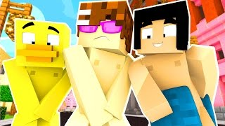 MOST LIKELY TO STRIP NAKED!?   Minecraft Most Likely To