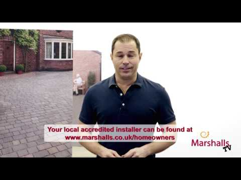 What's Underneath Your Driveway (Permeable) | Marshalls TV