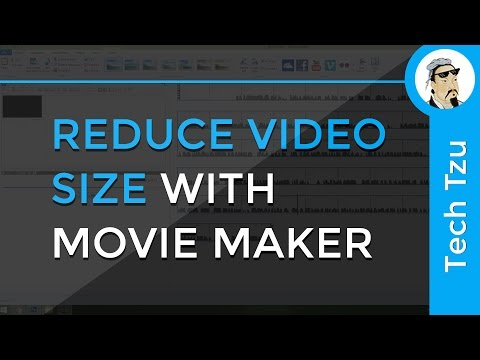 How to Reduce Video Size with Movie Maker