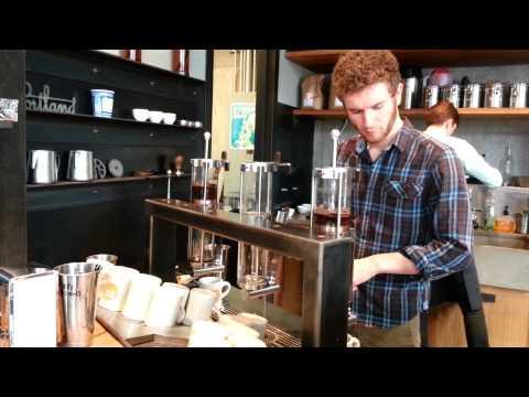 Steampunk Coffee Brewer