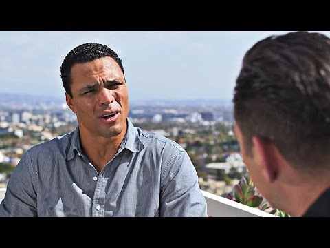 Tony Gonzalez with Mark Kriegel: Legacy   PLAY IT FORWARD Post-Script