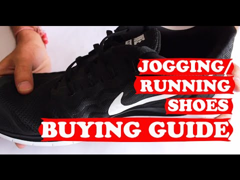 How to choose Jogging shoes | Running shoes buying guide | Review Nike Free 5.0