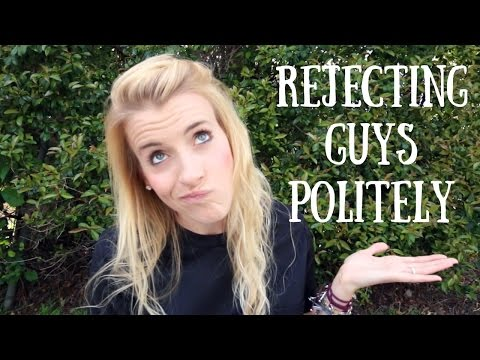 Ask Emily : How Do I Reject a Guy Politely?