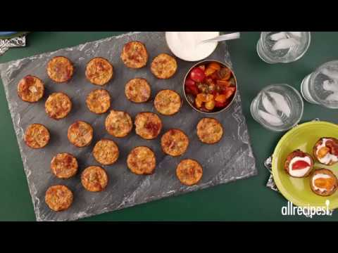 How to Make Marvelous Mini Mexican Quiches | Appetizer Recipes | Allrecipes.com