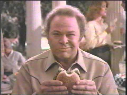 1984 Hunt's new improved ketchup with Roy Clark Commercial