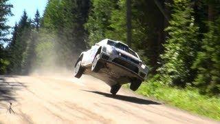 Sébastien Ogier/N.Klinger Polo R WRC Tests Finland 2013