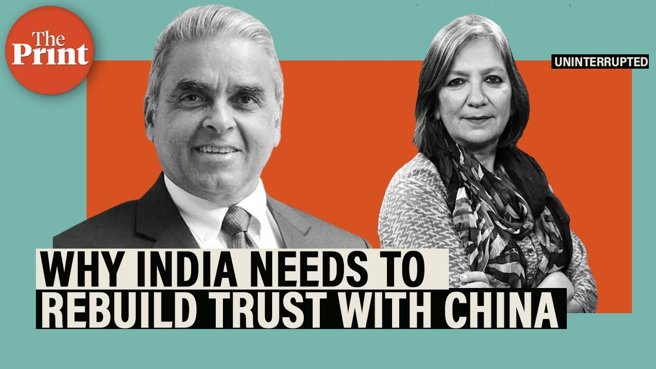 Kishore Mahbubani on why India should stop being protectionist & talk to adversaries like China