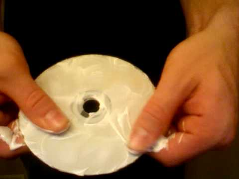 How to Fix a Scratched DVD Movie Video
