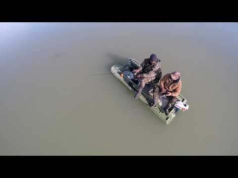 Utah Lake fishing report 17 JAN