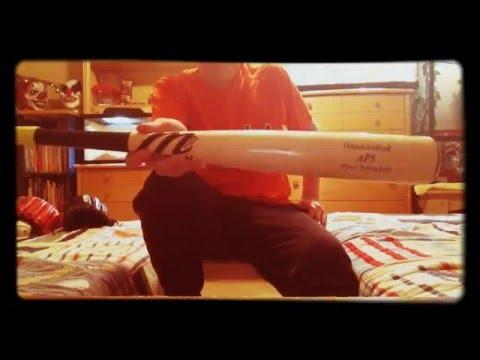 Marucci AP5 wood bat review.