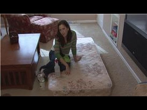 Housekeeping Tips : How to Clean Urine Out of a Mattress