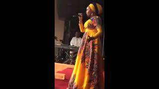 Tope Alabi Performance In London 2017 On Mother