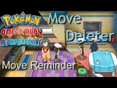Move Deleter and Move Reminder ORAS