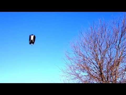 Miniature Hot Air Balloon Flight