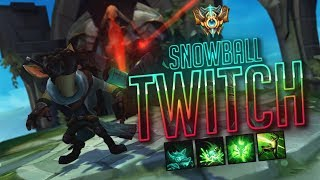 Doublelift - THE MOST SNOWBALL TWITCH GAME EVER (feat. Biofrost)