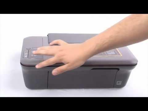Video Review HP Deskjet 1050A