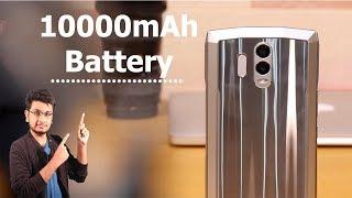 10000maH Battery Insane | Homtom HT70 Unboxing - LightintheBox