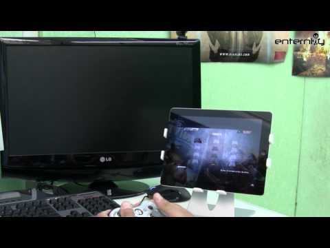 Video How-To: Xbox 360 and PS3 Games On Apple iPad